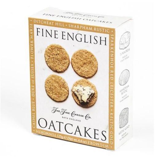 The Fine Cheese Co. - Fine English Oatcakes 4.4 oz