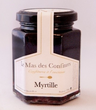 Le Mas Des Confitures Blueberry jam - 210 grams