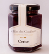 Le Mas Des Confitures Cherry jam - 210 grams