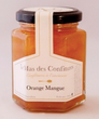 Le Mas Des Confitures Orange Mango jam - 210 grams