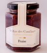 Le Mas Des Confitures Strawberry jam - 210 grams