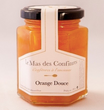 Le Mas Des Confitures Sweet Orange jam - 210 grams