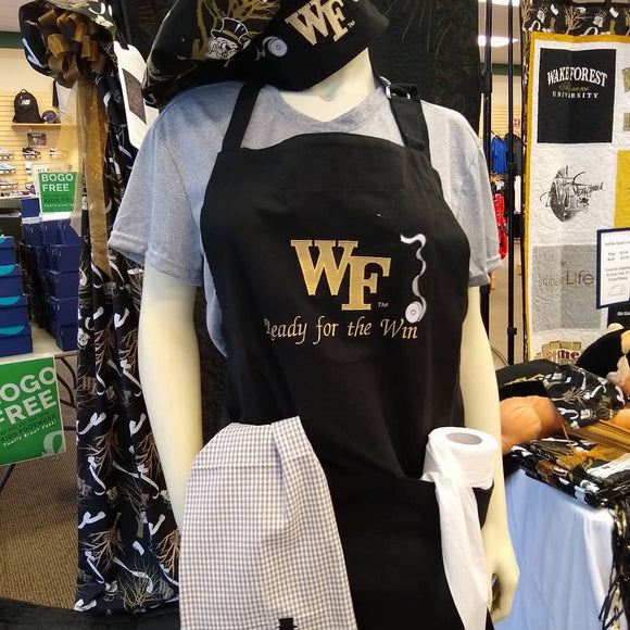 WF Ready for the WIN Apron - On backorder