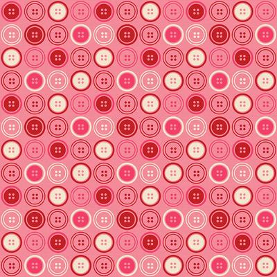 Sewing Mood - Large Buttons Pink - 577