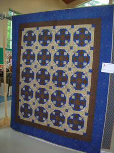 Mathematical Configurations Quilt