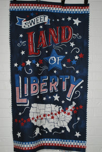 Sweet Land of Liberty Panel #544