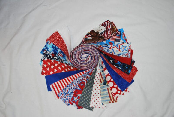 Patriotic Jelly Roll #7001