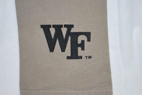 Modern WF Gray Dishtowel