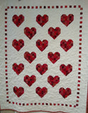 Heart of My Hearts Quilt