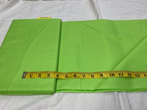 Lime Green Solid 243