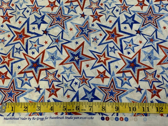 Marblehead Valor– Red, White, and Blue Stars 284