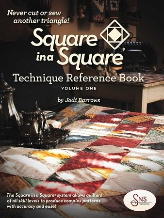 Square in a Square Technique Reference Book Volume One