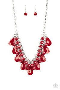 Endless Effervescence - Red