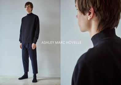 Ashley Marc Hovelle, Berlin coolness for contemporary men