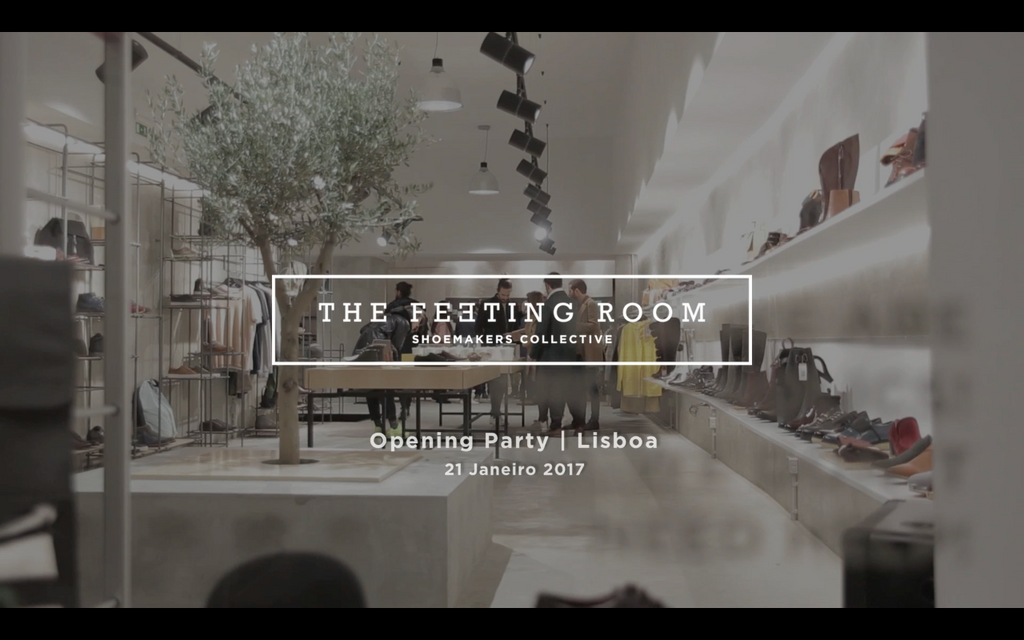 Opening Party | The Feeting Room Lisboa