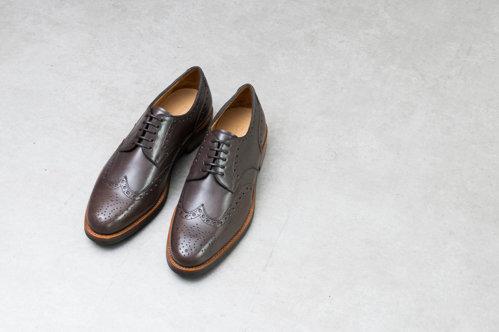 Nothing to Hide, men's formal shoes inspired by the classics