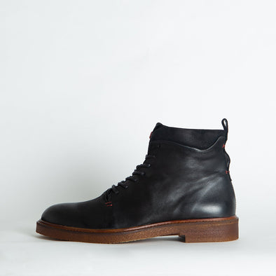 Effect Black Boots