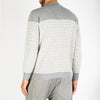 Combin Stripe Knit