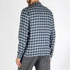 Strong Grey Checkered Shirt