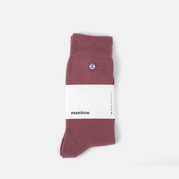 Mulberry soft socks.