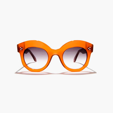 Siren Orange sunglasses.
