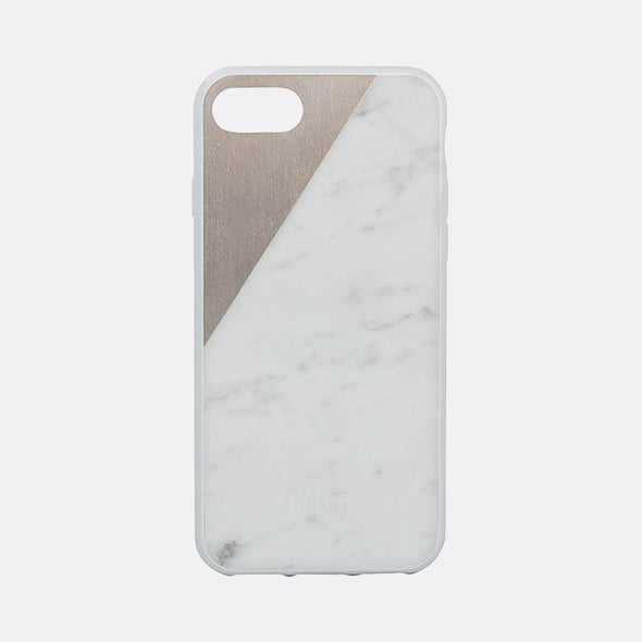 Marble iphone 7 case.