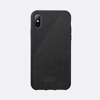Black iphone 7 case.