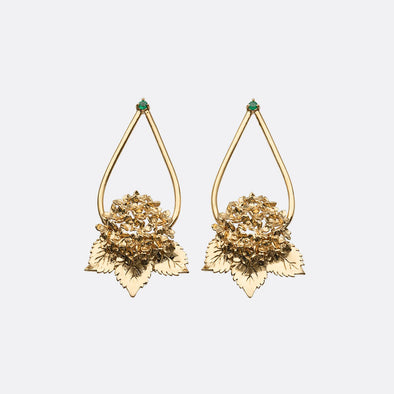 Hidrangea Earrings