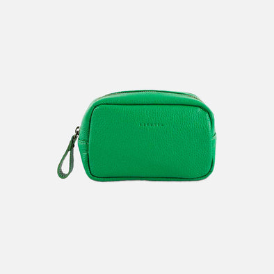 Small Travel Case Green
