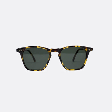 Brown Tortoise sunglasses.