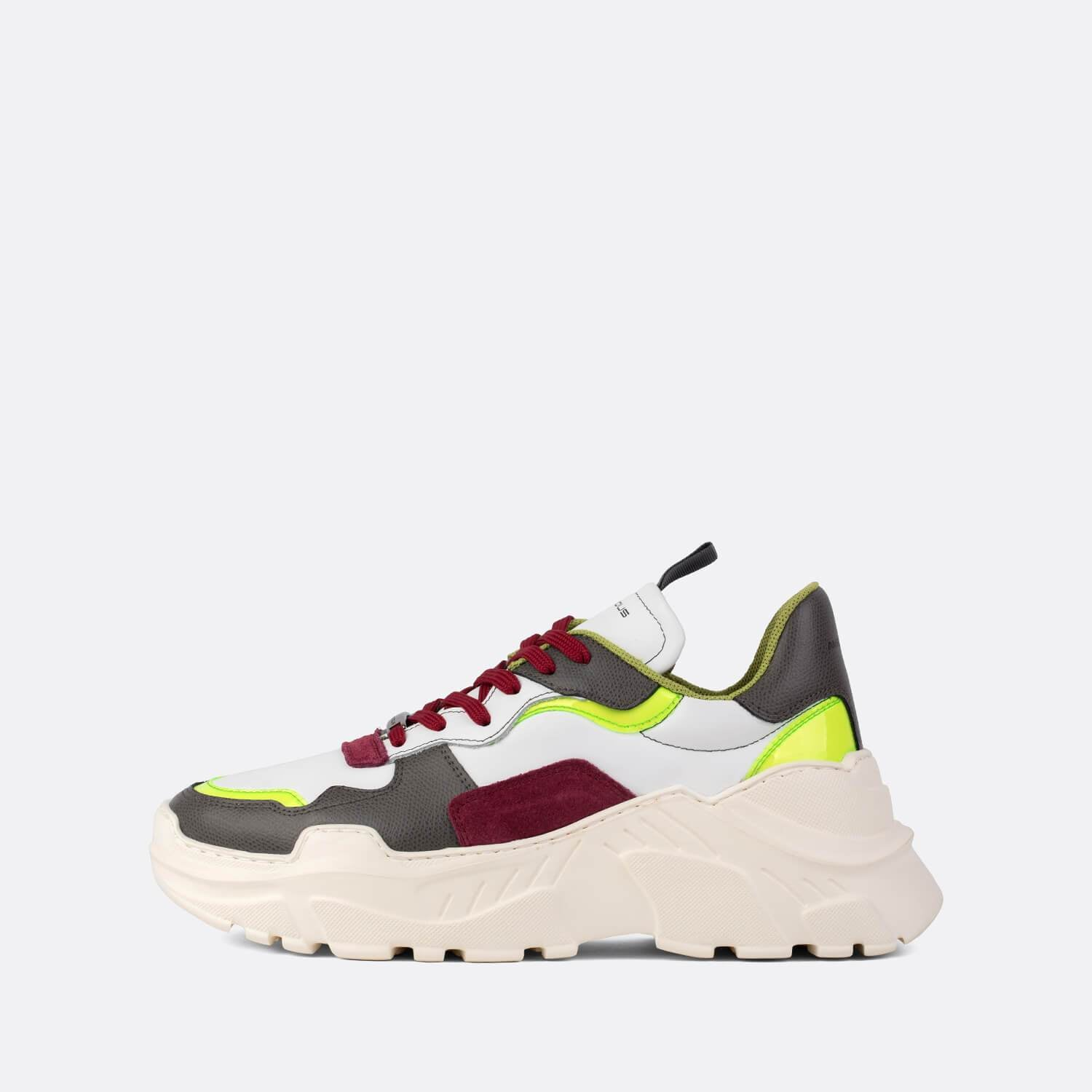 Multicolored Runners