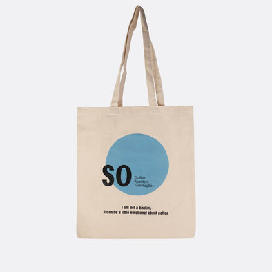 100% cotton brand tote bag in pink.