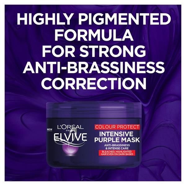 Elvive Purple Hair Mask