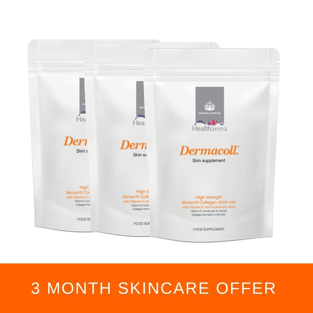 Dermacoll™ Collagen Refill Pouches 3 month supply