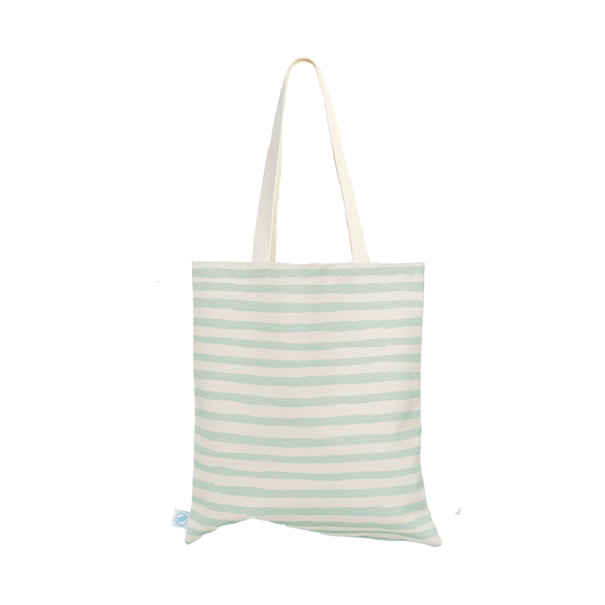 Lines Flat Tote