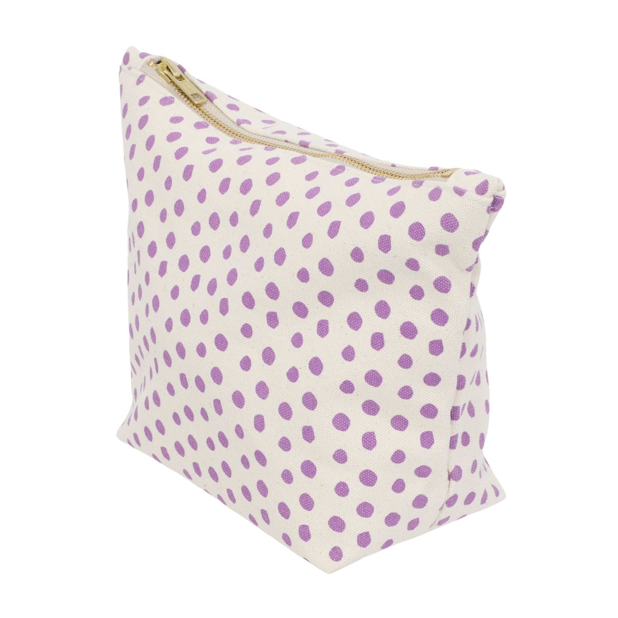 Tiny Dots Zipper Bag