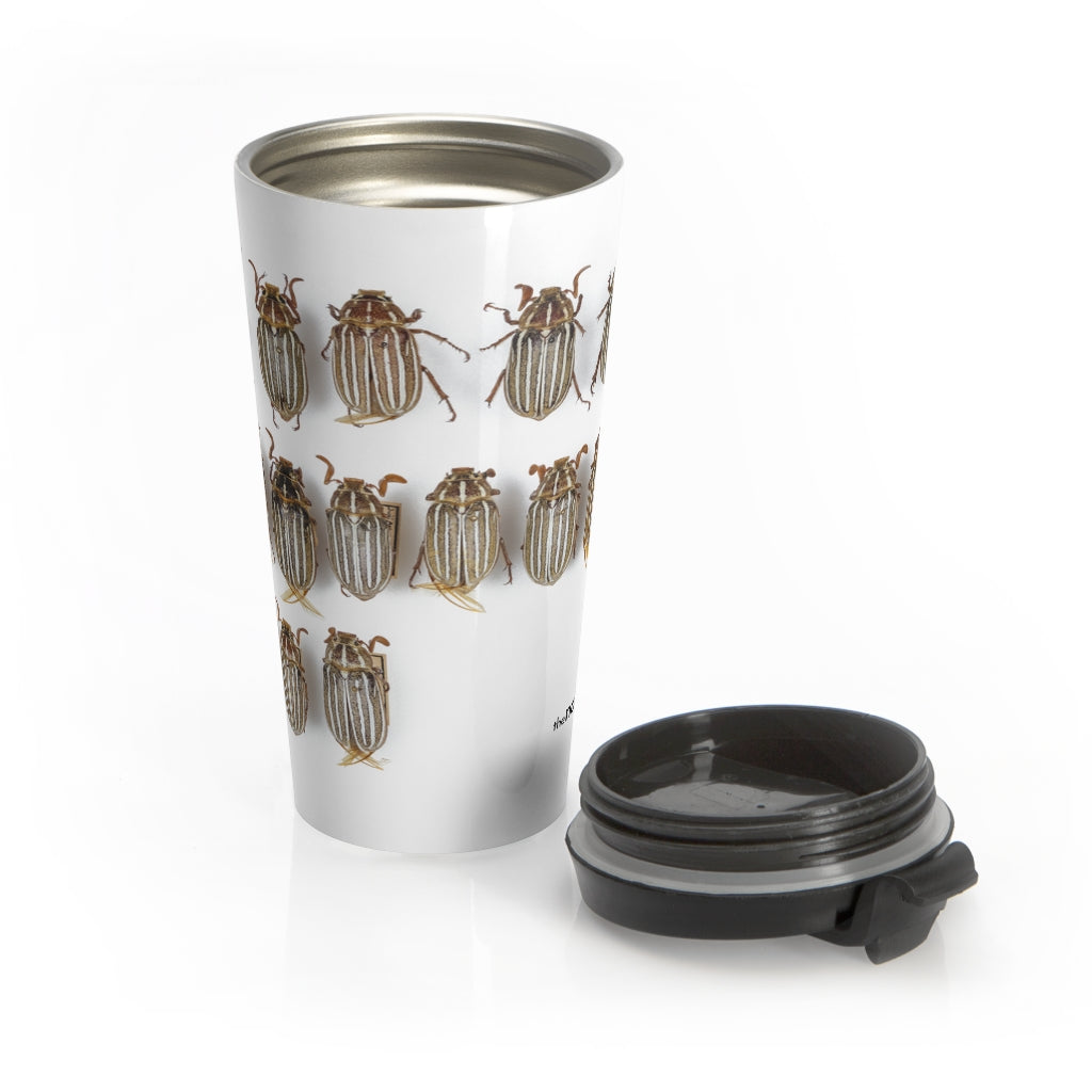 stainless steel travel mug 5