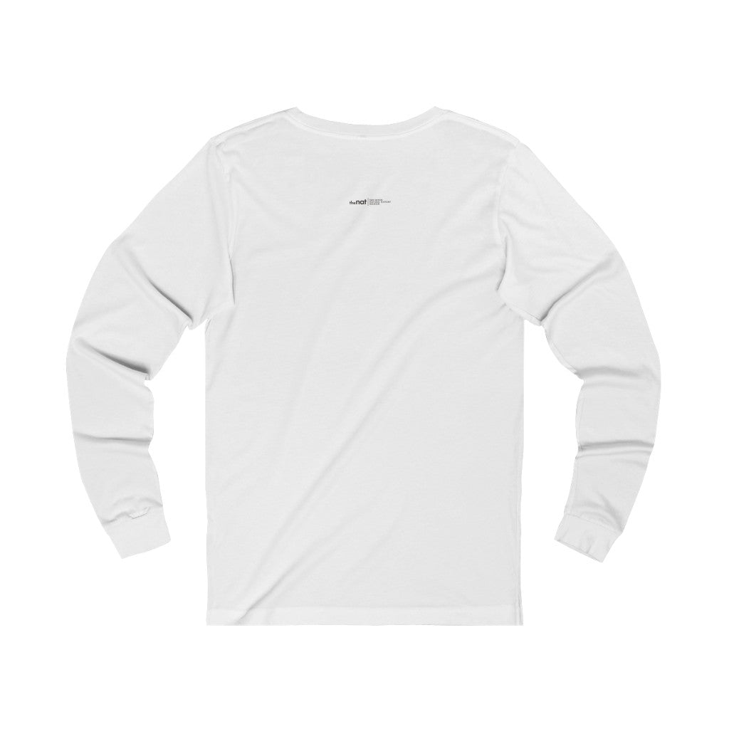 unisex jersey long sleeve tee 2