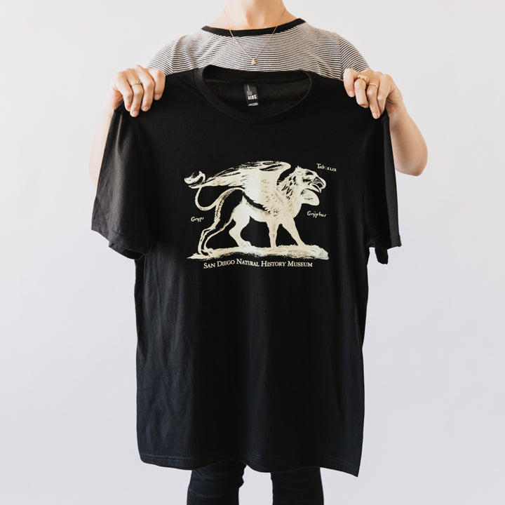 griffin adult t shirt 1