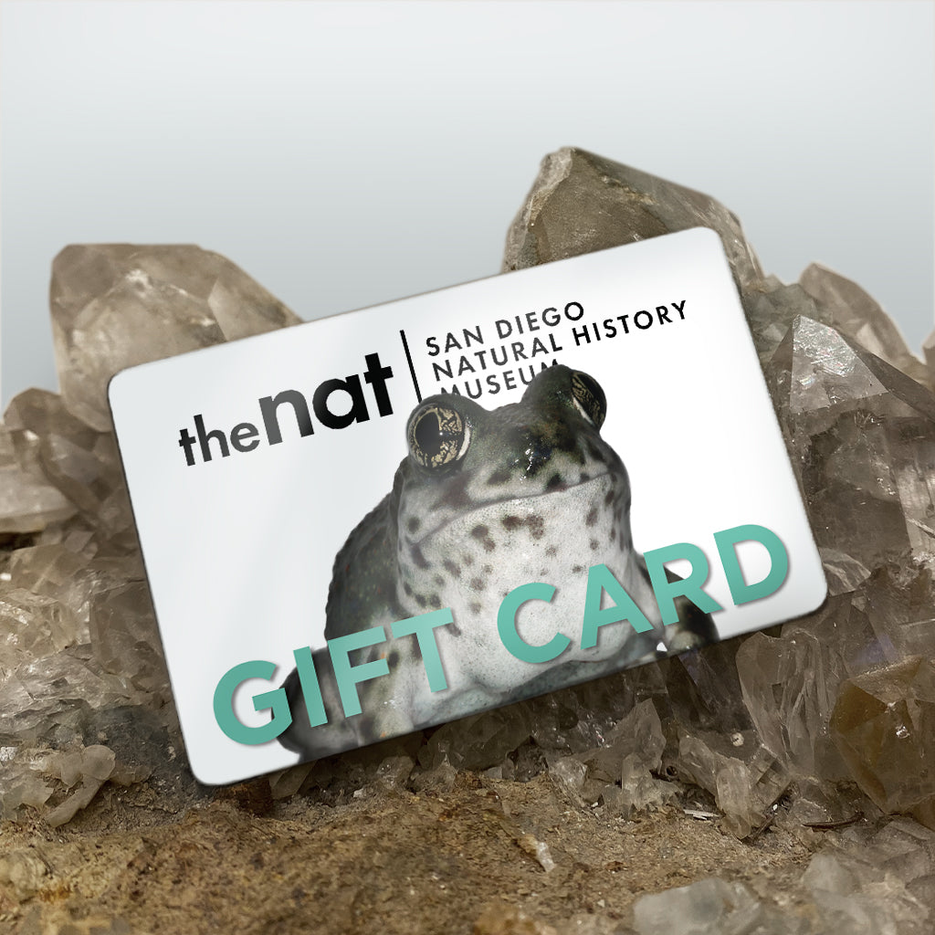 san diego natural history gift card 1