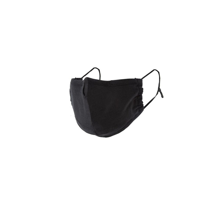 Havana Cotton Mask in Black