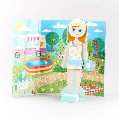 Elsie Magnetic Dress Up Character