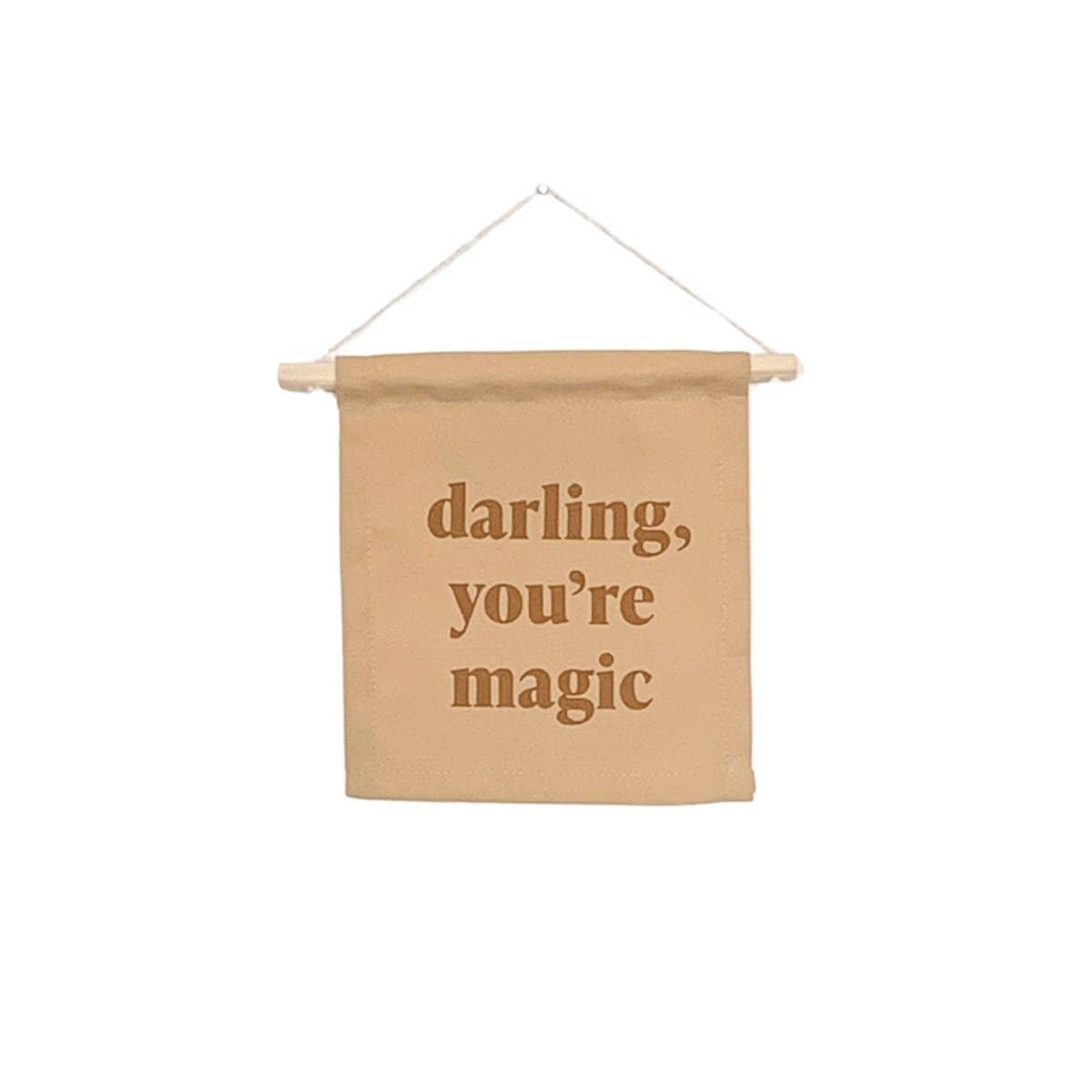Darling, You're Magic Hang Sign