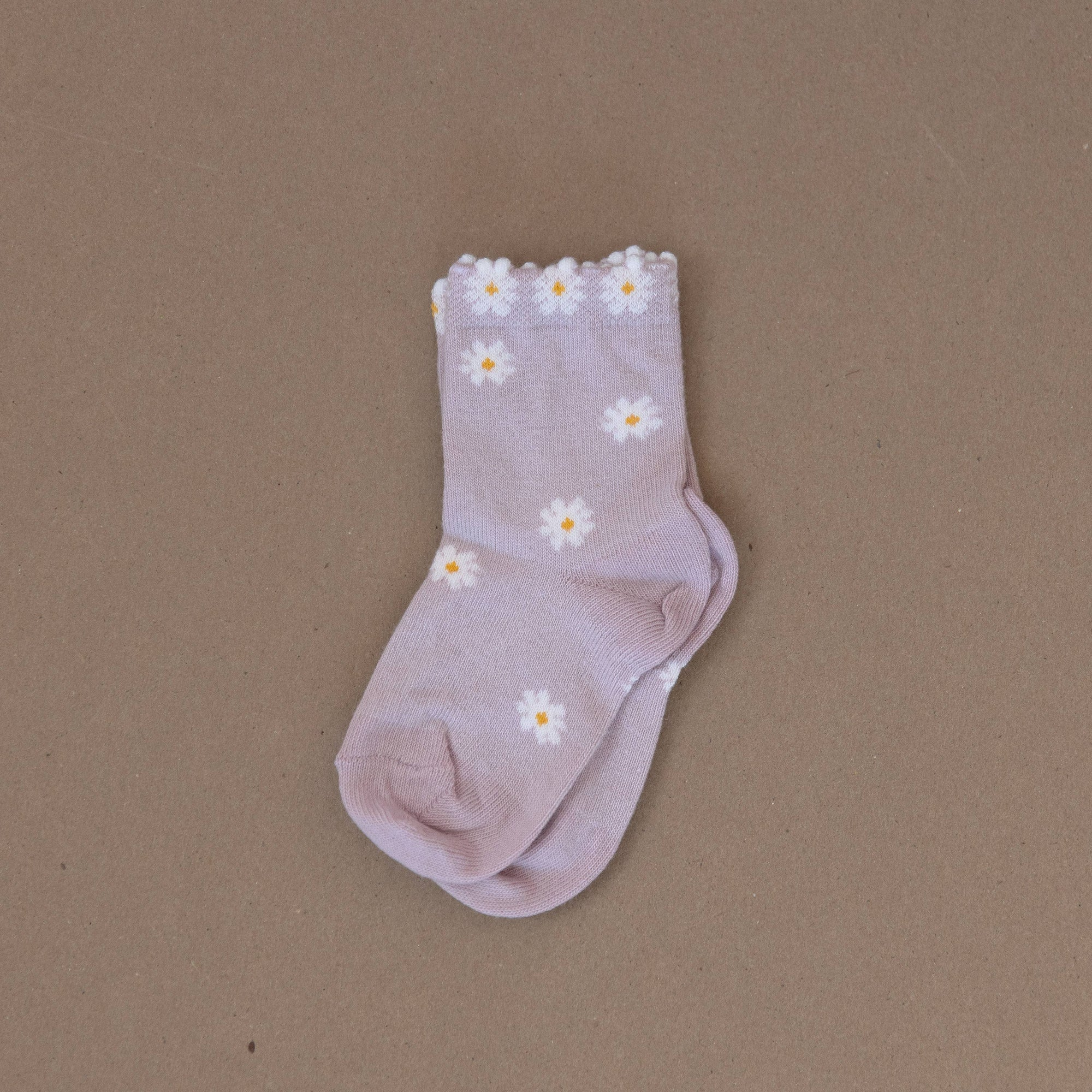 Coco Daisy Ankle Sock for Kids and Baby