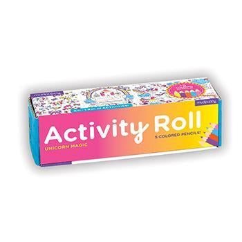 Magical Unicorn Activity Roll