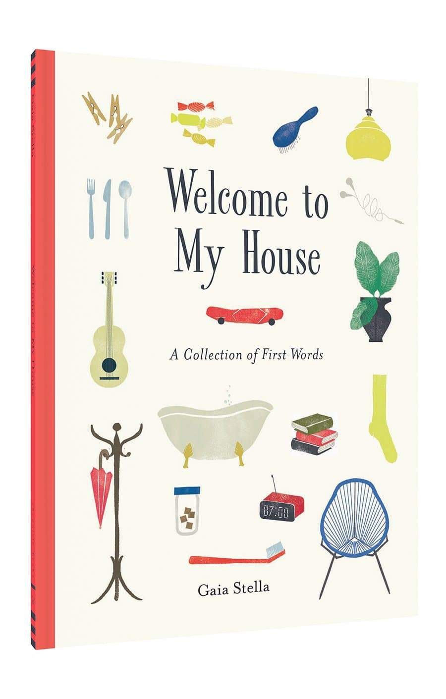 Welcome to My House Book
