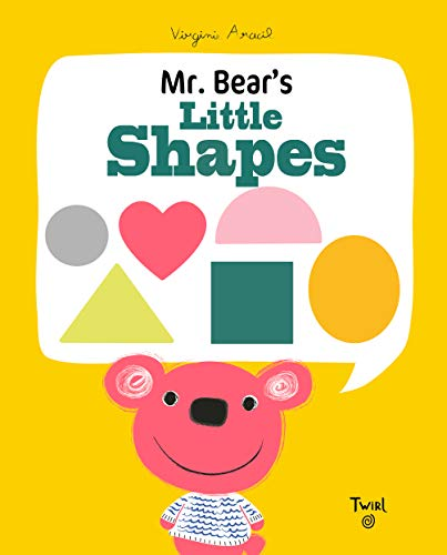Mr. Bear's Little Shapes