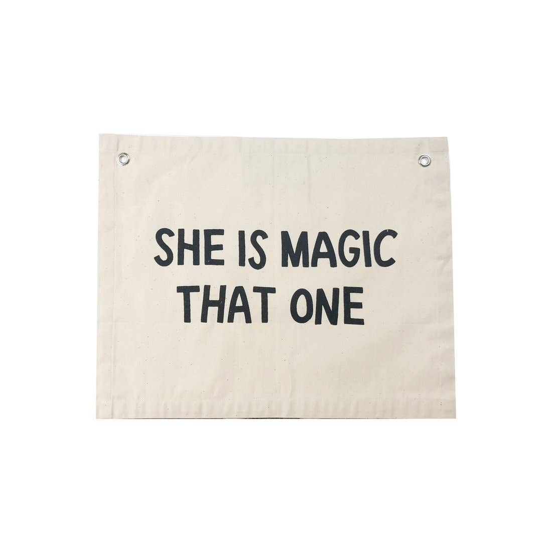 She is Magic Banner Natural