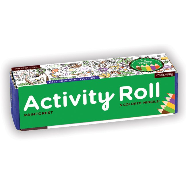 Rainforest Activity Roll