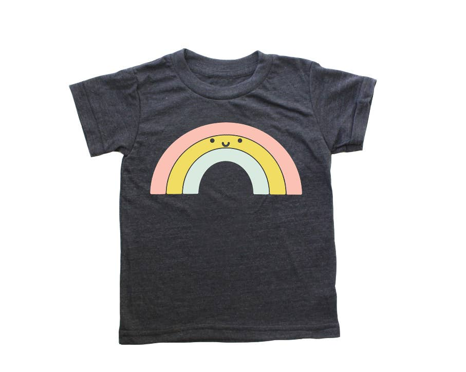 Kawaii Rainbow Tee
